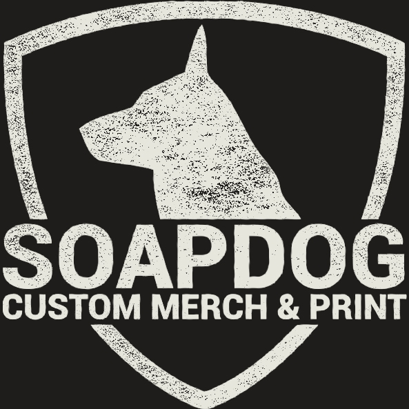Soapdog Custom Merch & Print