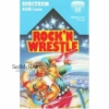 Rock'N Wrestle for Spectrum by Melbourne House on Tape