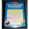 +80 Address Manager
