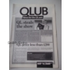 Sinclair QL QLUB News Issue 8 (October 1985)