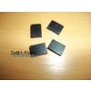 Set of Four Rubber Feet for Sinclair ZX Spectrum (rubber Key) or PSU