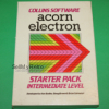 Acorn Electron Starter Pack Intermediate Level - NOS