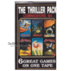The Thriller Pack for Commodore 64 from Paxman Promotions (PAX S11)