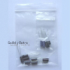Sinclair ZX Spectrum +2a Issue 1  Replacement Electrolytic Capacitors