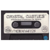 Crystal Castles Tape Only for Commodore 64 from U.S. Gold