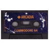 Arcadia/B.C. Bill Tape Only for Commodore 64 from Imagine
