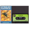 Sting 64 for Commodore 64 from Quicksilva (QSC 0062)