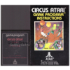 Circus for Atari 2600/VCS from Atari (CX-2630-P)