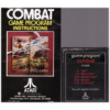 Combat for Atari 2600/VCS from Atari (CX-2601)