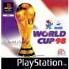 World Cup 98 PAL for Sony Playstation 1/PS1 from EA Sports (SLES 01265)