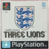 Three Lions PAL for Sony Playstation/PS1 from Take 2 (SLES 00876)