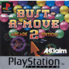 Bust-A-Move 2 Arcade Edition PAL for Sony Playstation/PS1 from Acclaim (SLES 00278).