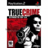 True Crime: Streets Of LA for Sony Playstation 2/PS2 from Activision (SLES 51753)