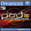 POD 2 PAL for Sega Dreamcast from Ubisoft (820-0388-50)