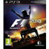 F1 2010 for Sony PlayStation 3 from Codemasters (BLES 00917).