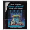 Video Pinball for Atari 2600/VCS from Atari (CX2648)