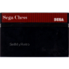 Sega Chess Cartridge Only for Sega Master System from Sega (7069)