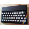 ZX SPECTRUM 16K / 48K Replica Case Set Black with Faceplate & Keyboard