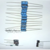 Blue Axial Capacitors For ZX Spectrum 16K / 48K / Composite Video Mod Kit