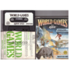 World Games for ZX Spectrum from Epyx/U.S. Gold
