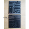 Divide 57C black version bare pcb