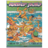 Water Polo for Commodore 64 from Gremlin Graphics
