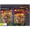 LEGO Indiana Jones: The Original Adventures for Sony Playstation 2/PS2 from LucasArts (SLES 55133)
