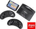 Buy sega megadrive wireless games console from argos