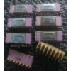 Rare 4116 gold russian clone lower ram chips for the Sinclair ZX Spectrum 8pcs new8 PSC new (old sto