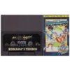 Konami's Tennis for ZX Spectrum from The Hit Squad