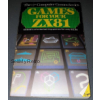 Games For Your ZX81