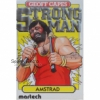 Geoff Capes Strongman for Amstrad CPC from Martech