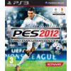 Pro Evolution Soccer 2012 for Sony PlayStation 3/PS3 from Konami (BLES 01406)