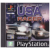USA Racer PAL for Sony Playstation 1/PS1 from Davilex (SLES 03810)