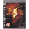 Resident Evil 5 for Sony Playstation 3/PS3 from Capcom (BLES 00485)