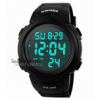 Mens Sports Digital Watches - Outdoor Waterproof Sport Watch with Alarm/Timer, Big Face Military Wri