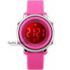 Kids Digital Sport Waterproof Watch for Girls Boys, Kid Sports Outdoor LED Electrical Watches with L