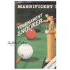 Tournament Snooker for Amstrad CPC from Magnificent 7 (MAG 7)