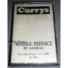 Currys Missile Defence