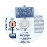 10 Tons Of Fun Disc 1 for Apple Macintosh from Starplay Productions