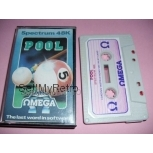 Sinclair ZX Spectrum Game: Pool