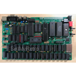 ZX Nuvo 128 issue 3A: ZX Spectrum 128K clone fully assembled board