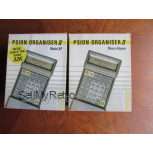 Psion Organiser II (XP Model with 32K RAM) and Mains Adaptor - Boxed