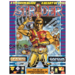 Strider for Amstrad CPC from U.S. Gold on Disk