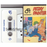Pesky Painter for Commodore 64 from Supersoft