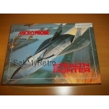 Sinclair ZX Spectrum Game: Project Stealth Fighter