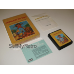 Atari 2600 ~ Aufruhr Im Zoo ~ Boxed / Complete ~ PAL