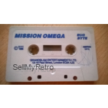 Mission Omega Tape Only for Amstrad CPC from Bug-Byte