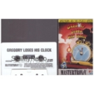 Gregory Loses His Clock for ZX Spectrum from Mastertronic Plus