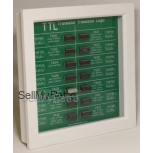 Silicon Chip Wall or Desk Art Christmas Gift
